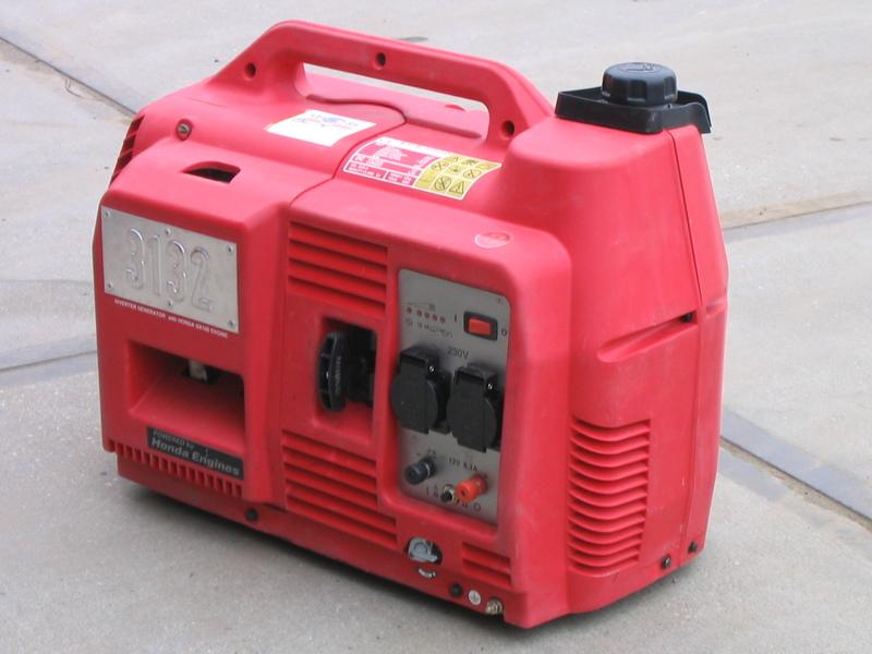 1,7 kVA Aggregaat 230V/ koffer huren