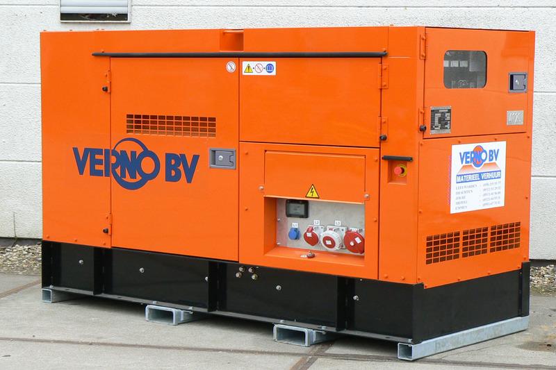 60 kVA Aggregaat 400V/dsl.-SGG huren