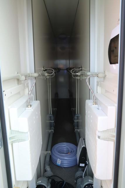 Toilet-unit heren uitvoering 20 ft. huren