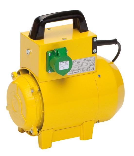 HF omvormer 400V - 1,5 kVA huren