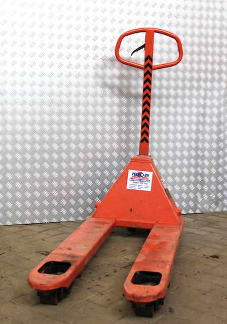 Hand-palletwagen 2,5 ton huren