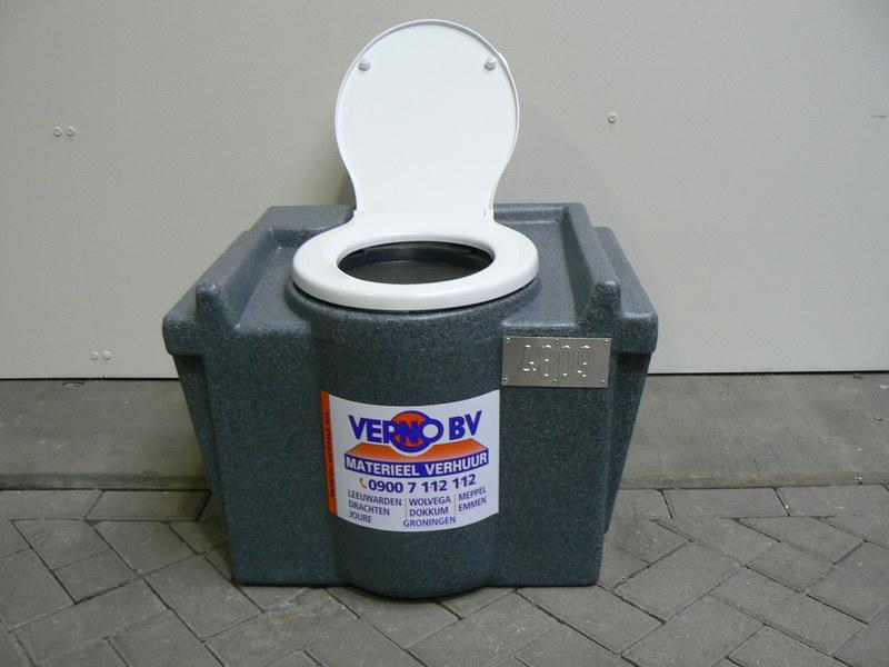 Renovatie toilet huren