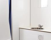 Mobiele Badkamer Huren : Mobiele badkamer
