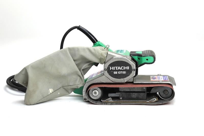 Bandschuurmachine 230V huren