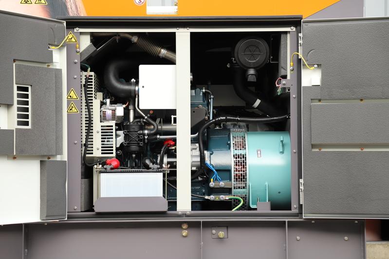 40 kVA Aggregaat 400V/Ultra Silent huren