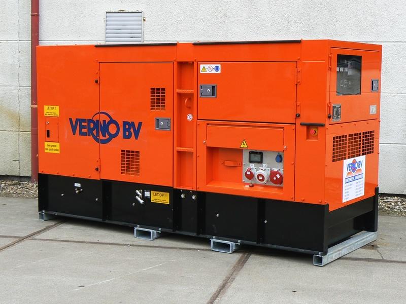 100 kVA Aggregaat 400V/dsl-SGG huren