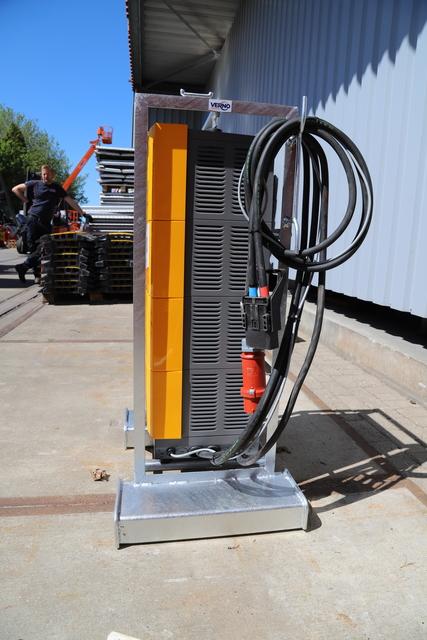 Kniklader 2,2 ton / elektrisch huren