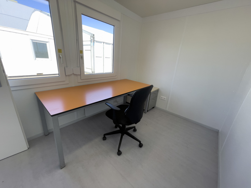 Kantoorunit 9 x 2,5 meter incl. toilet en keuken huren