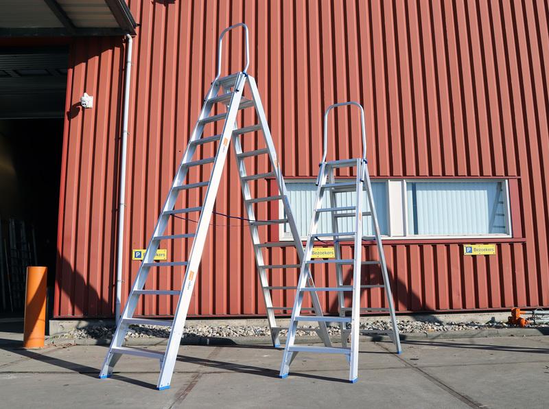Industrietrap 3 meter  huren